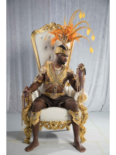 Topaz Luxe - Male Costume