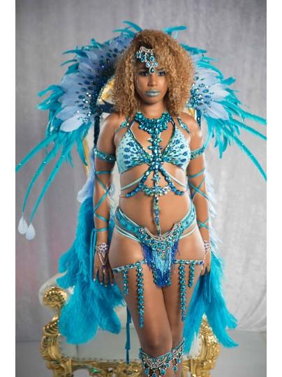 Sapphire Seduction Female Preferred Costume