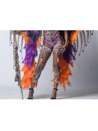 Nubian Kingdom  - Feather Drop – Female -  Add On