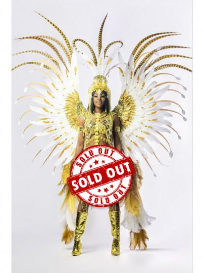 Golden Empire - Platinum Female Queen