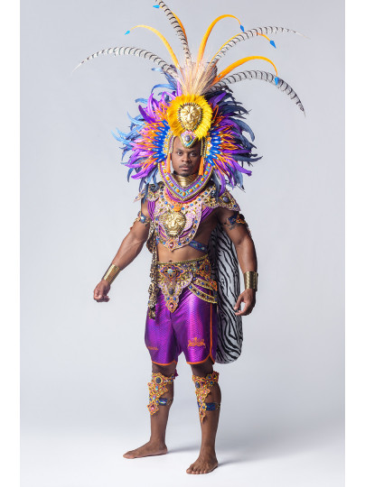 Nubian Kingdom - King Male Costume