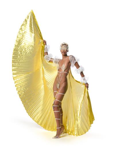 Golden Empire (Minka - HERA GODDESS) Preferred Costume