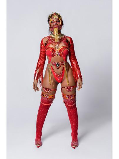 Royal Dynasty - Naked Female Costume