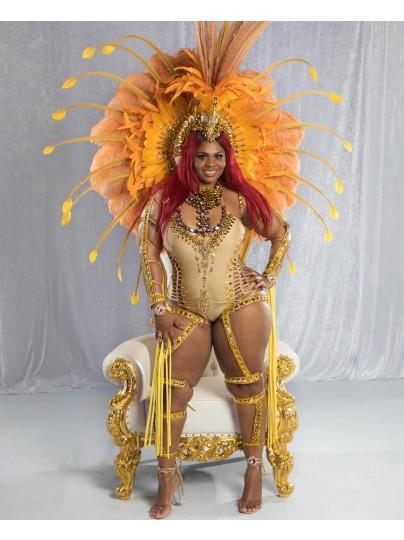 Topaz Luxe - Female Premium Costume