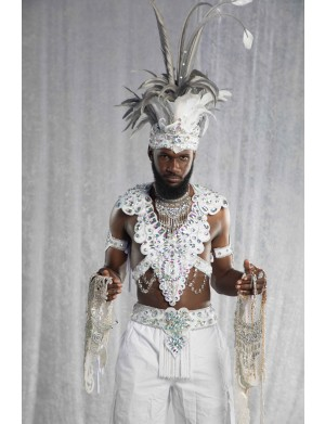 Diamond Obsession - Male Costume