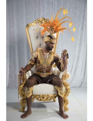 Topaz Luxe - Male Costume