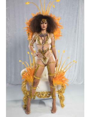 Topaz Luxe - Female Preferred Costume