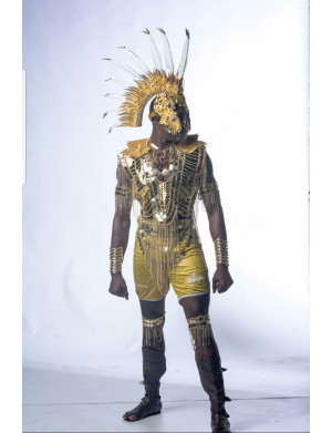 Golden Empire - Male Costume