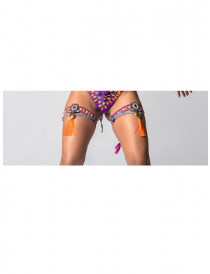 Nubian Kingdom  - Female Thigh Bands – Add On