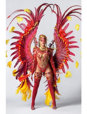 Royal Dynasty - Platinum Female Queen Wire Bra