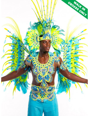 Iridescence - King Male Costume