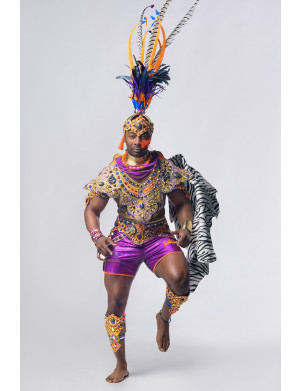 Nubian Kingdom - Male Costume