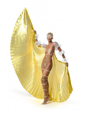 Golden Empire (Minka - HERA GODDESS) Preferred Costume