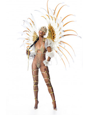 Golden Empire (Minka - HERA GODDESS) Premium Costume