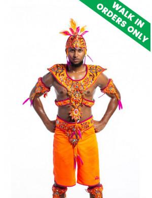 SunKissed - Male Costume