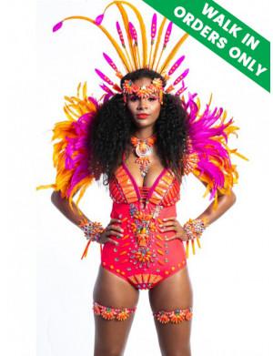 SunKissed - Preferred Female Costume