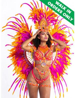 SunKissed - Premium Female Costume