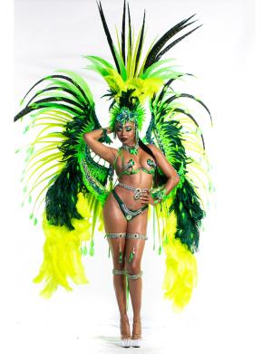 AfterGlow - Female Premium Costume