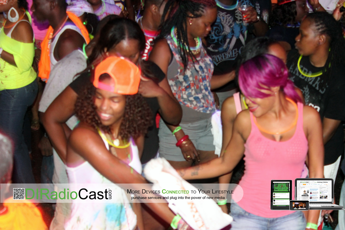 Glow Fete by Bahamas Masqueraders