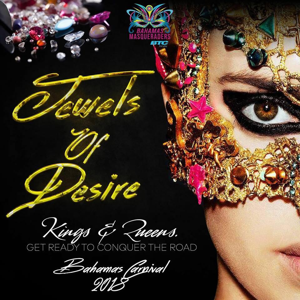 Bahamas Carnival May 4-7, 2018 Bahamas Masqueraders